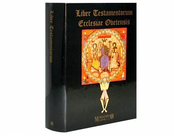 Liber Testamentorum, s. XII (Catedral de Oviedo)