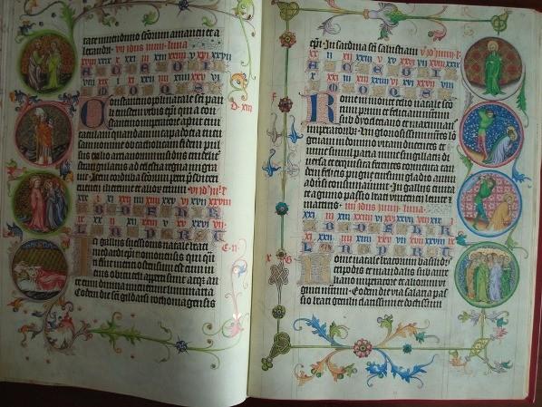 Martirologio de Usuardo, c. 1400