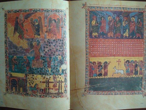Beato de Liébana códice de San Miguel de Escalada, s. X (EE)