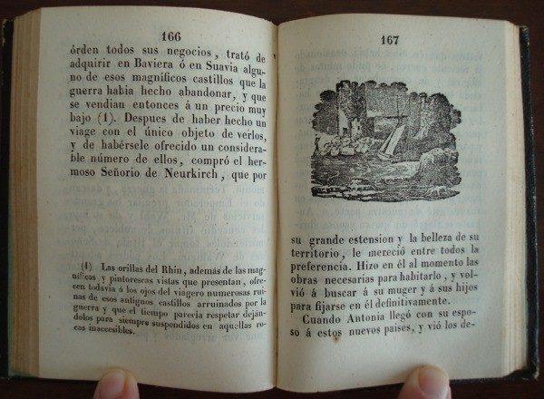 1844 Los huevos de pascuas, Canónigo Schmid