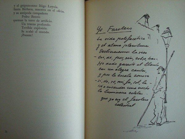 1959 Francisco Vighi, Versos viejos, edición ilustrada y numerada