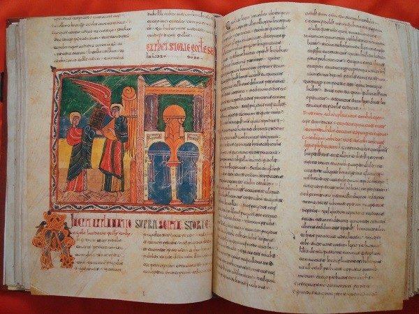Beato de Liébana códice de Valcavado, año 970