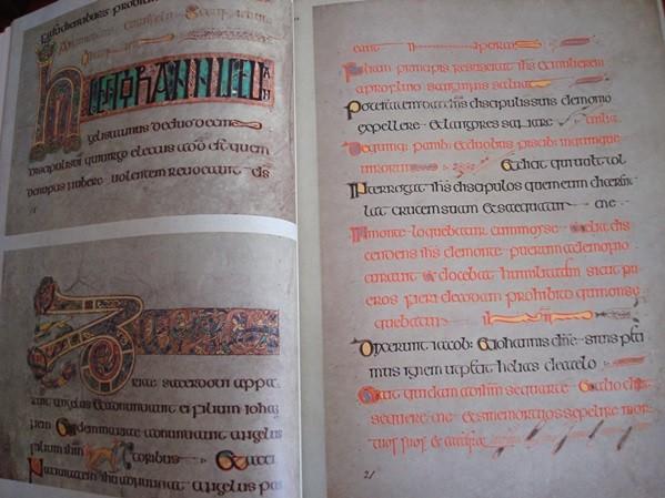 The Book of Kells (en inglés), 1974