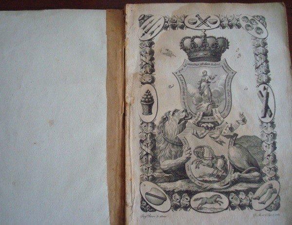 1817 Ordenanzas de la Real Maestranza de Ronda, original
