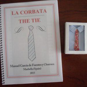 La corbata - The tie (libro miniatura)