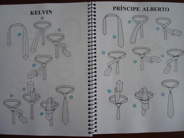 La corbata - The tie (libro miniatura de lujo)