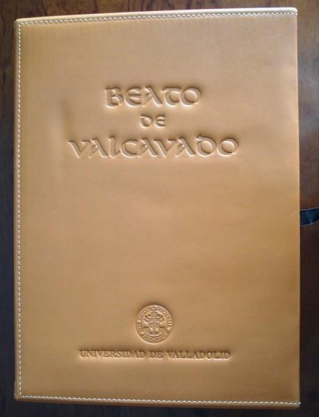 Beato de Liébana códice de Valcavado, año 970 (edición Universidad)