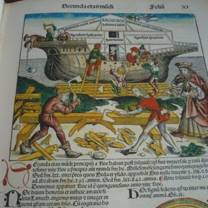 1493 Liber Chronicarum *****+