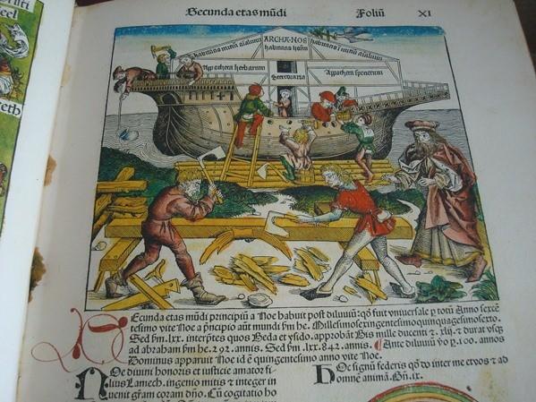 1493 Liber Chronicarum *****+