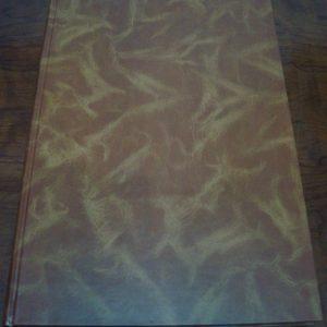 Libro estudio del Atlas de Claudio Ptolomeo de Vicent García