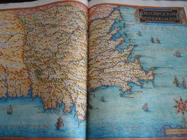 1634 Atlas de Pedro Texeira