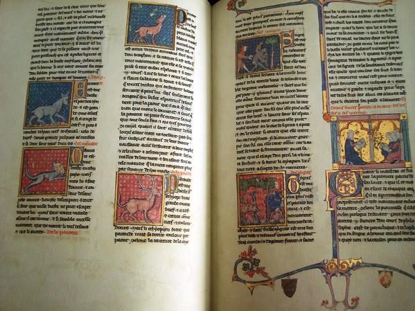 El Libro del Tesoro, c. 1264 (Li livres dou Tresor)
