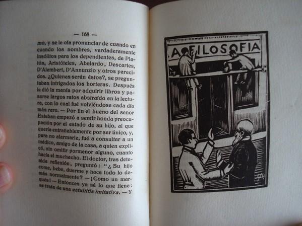 Confidencias y Pensamientos de Juan Buenhombre, Miquel y Planas, 1924
