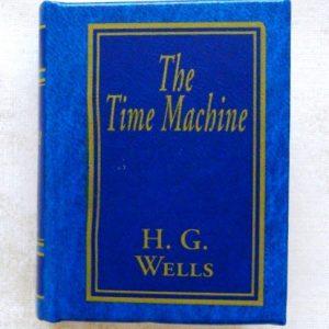 The Time Machine, H. G. Wells (mini libro)