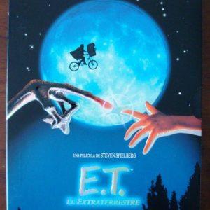 E.T. el extraterrestre, edición especial 2002, DVD