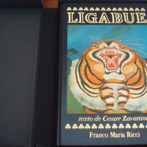 LIGABUE. Los Signos del Hombre. Franco Maria Ricci