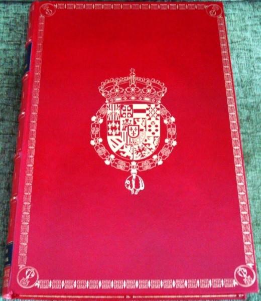 La Insigne Orden del Toisón de Oro, 1996 V Centenario