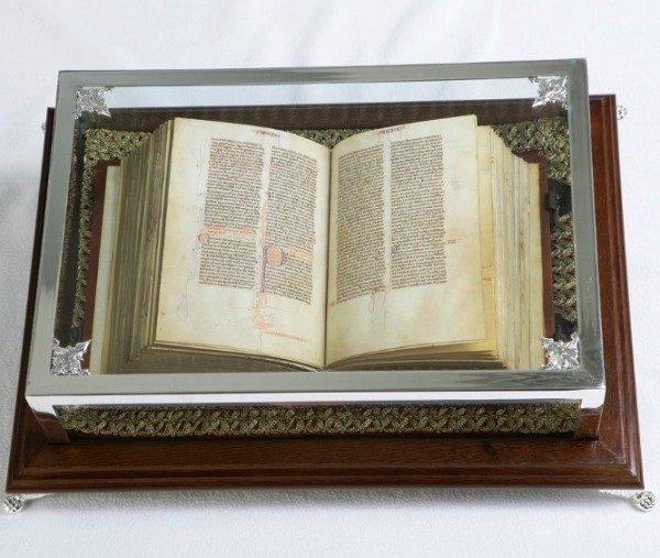 Biblia de San Vicente Ferrer, c. 1275 (número 1) *****