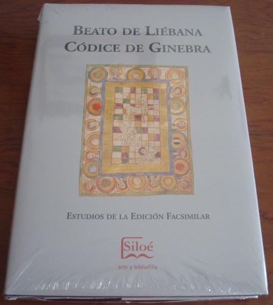 Beato de Liébana códice de Ginebra, s. XI