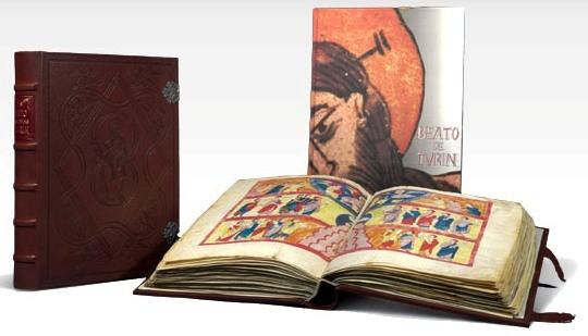 Beato de Liébana códice de Turín, s. XII