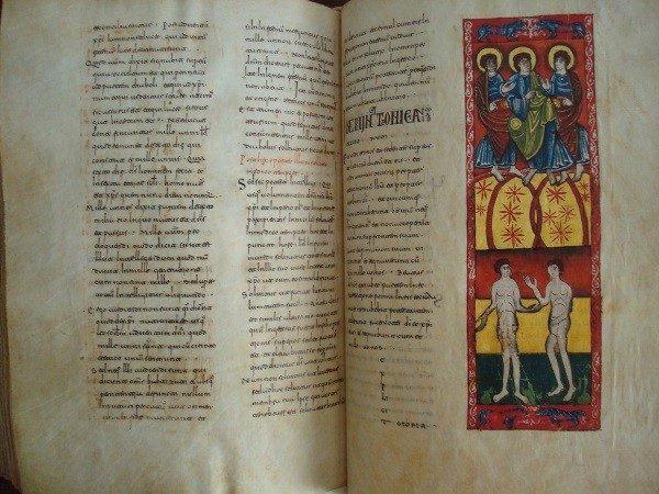 Beato de Liébana códice de San Millán de la Cogolla, s. X-XI