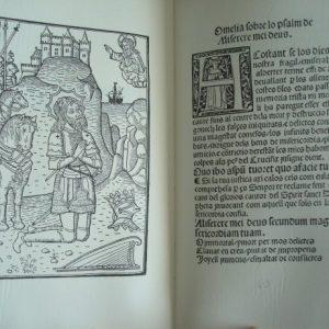 1499 Omelia sobre lo psalm Miserere mei Deus, Narcís Vinyoles