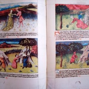 Codex C-67 Granatensis, de San Alberto Magno, s. XV