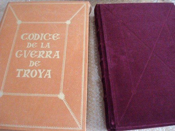 Códice de la Guerra de Troya, s. XIV