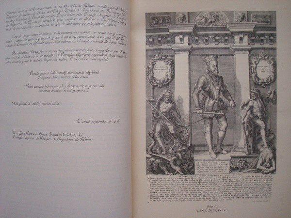 Pirotechnia, año 1550