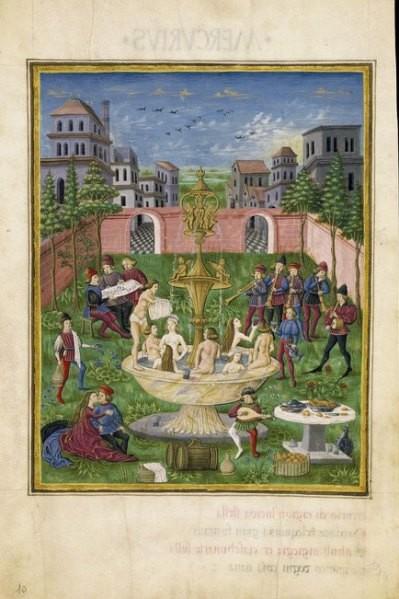Sphaerae coelestis et planetarum descriptio (De Sphaera) - La Esfera. c. 1470 *****