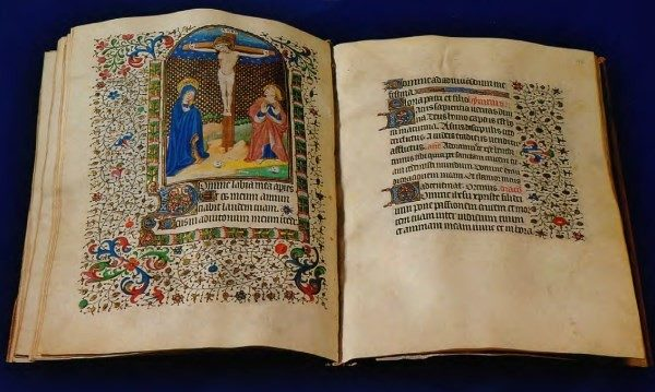 Libro de Horas de Margarita de Borbón, s. XV
