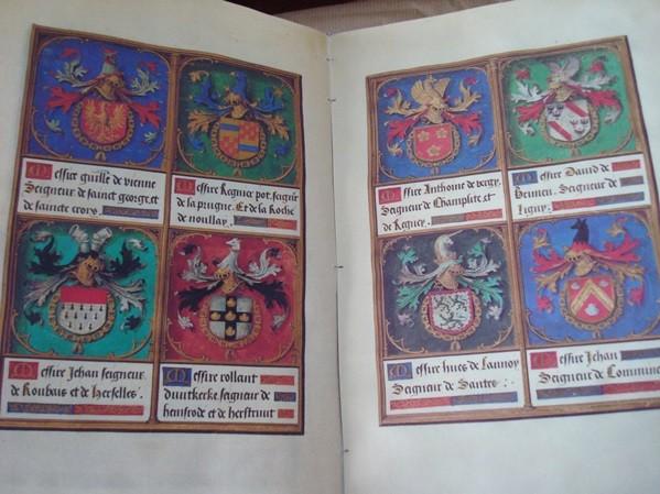 La Insigne Orden del Toisón de Oro, Códice de la Emperatriz, s. XVI