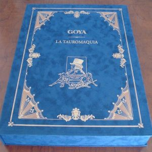 Goya: La Tauromaquia, obra gráfica
