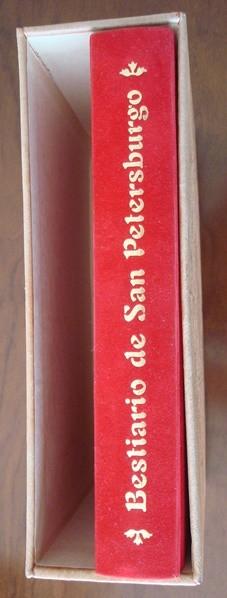 Libro estudio del Bestiario de San Petersburgo
