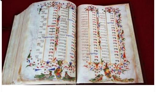 Canon Medicinae de Avicena, año 1440