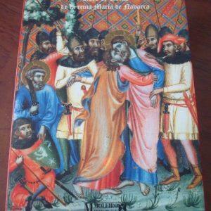 Libro estudio del Libro de Horas de María de Navarra