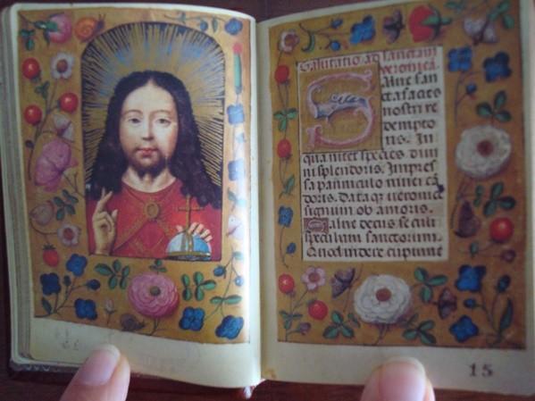 Libro de Horas Vat. Ross. 94, c. 1500