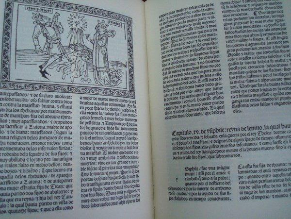 1494 De las mujeres ilustres en romance, Boccaccio