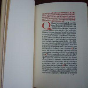 Gramática Castellana, de Antonio de Nebrija, incunable de 1492 (Número 1)