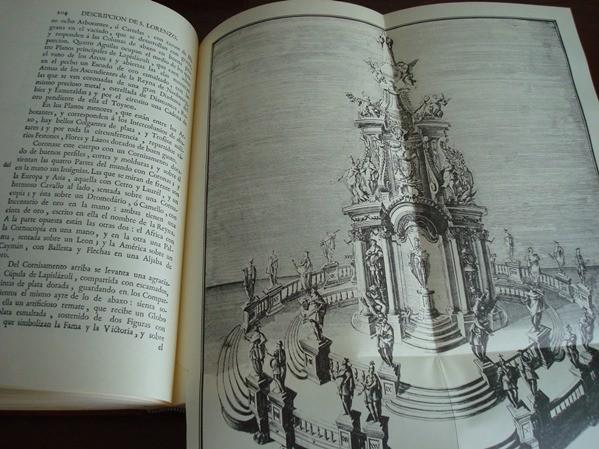 Descripción del Real Monasterio del Escorial... Andrés Ximénez, 1764