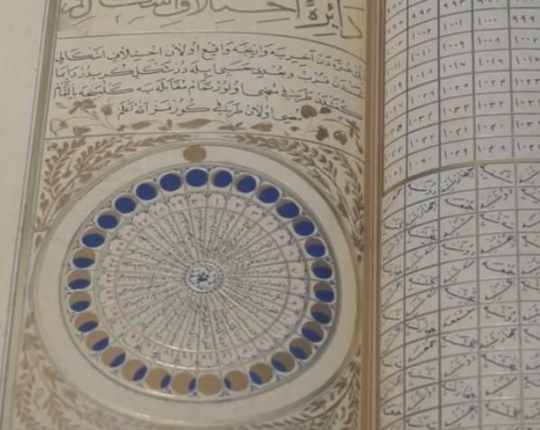 El Libro de la Felicidad, año 1582