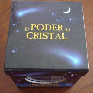El poder del cristal, librito con bola de cristal, Joules Taylor