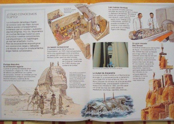 La Gran Enciclopedia: El Antiguo Egipto