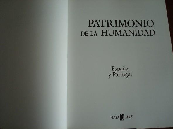 Patrimonio de la Humanidad España y Portugal, 2002