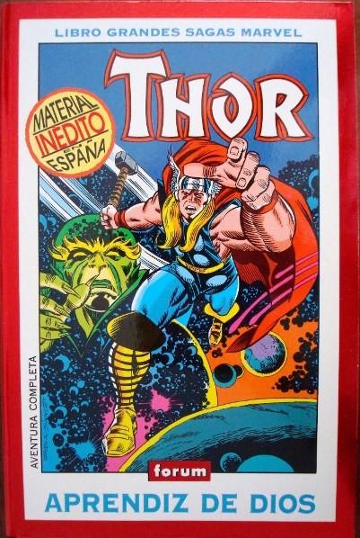 Thor: Libro Grandes Sagas Marvel, 1994