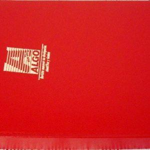 Revistas ALGO año 1985 completo, en libro