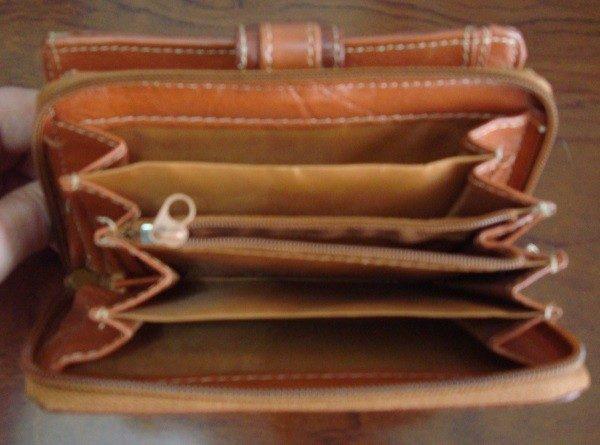 Cartera de bolso, monedero y billetero