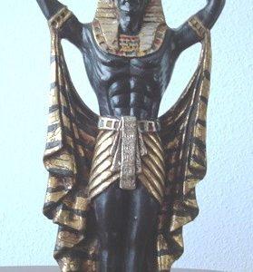 Escultura figura egipcio Antiguo Egipto