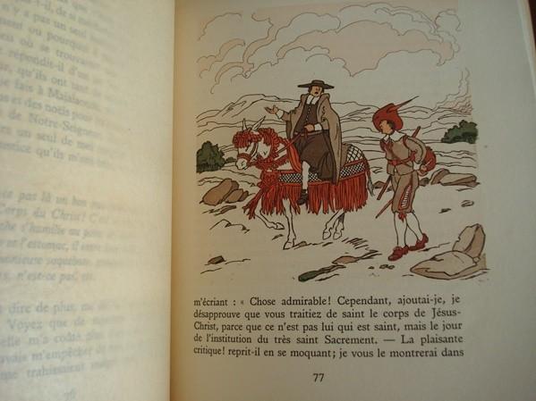 Histoire d'un gran coquin nommé Don Pablo, F. de Quevedo, 1942 (en francés)