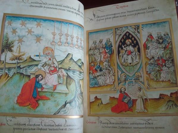 Apocalipsis Iluminado de Lyon, s. XV